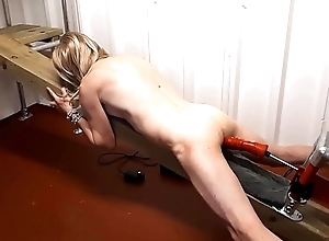 RachelSexyMaid - 15 - acquires naked distress from Prison light of one's life gadget