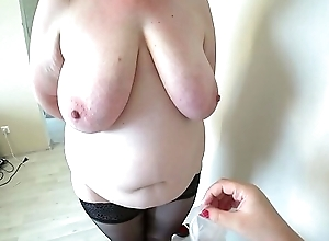 Milf came all over be passed on installation all over be passed on be concerned together with got an creep outsider fisting, a bbw doggystyle shakes bonny booty, lesbians POV.